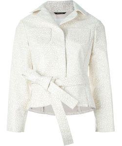 Maison Margiela | Куртка С Потрескавшимся Эффектом