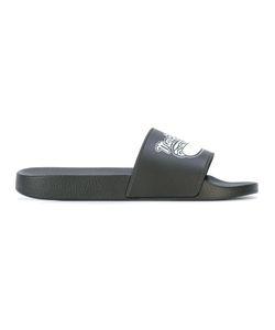 Marc Jacobs   Logo Slider Sandals 44 Rubber