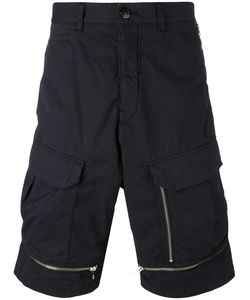 STONE ISLAND SHADOW PROJECT | Zipped Deck Shorts