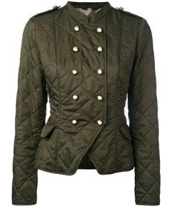 Burberry | Куртка С Неравномерным Подолом