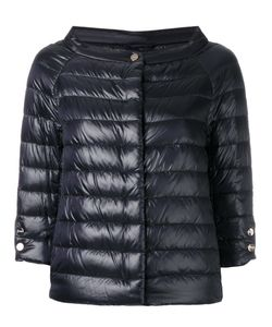 Herno | Cropped Sleeves Padded Jacket