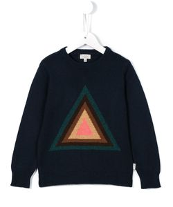 Paul Smith Junior | Triangle Intarsia Jumper 12 Yrs