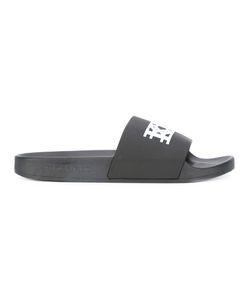 Ktz   Logo Slip-On Sandals 44