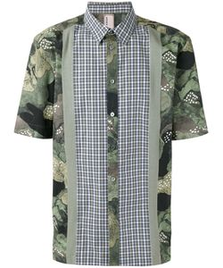 Antonio Marras | Checkered Shirt Size 41