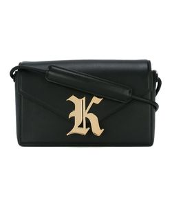 Christopher Kane | Gothic K Devine Crossbody Bag