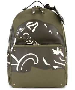 Valentino | Print Panel Backpack