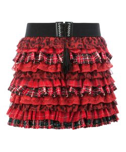 Faith Connexion | Ruffle Mini Skirt Size Medium