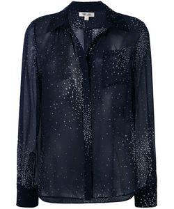 Diane Von Furstenberg | Printed Shirt Size 10