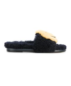 Anya Hindmarch | Smiley Slides Size 41