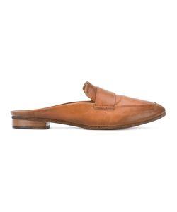 Marsell | Marsèll Almond Toe Mules Size 38.5