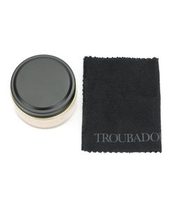 TROUBADOUR | Leather Cream Men