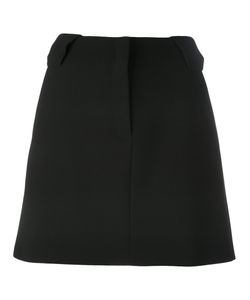 Barbara Bui | A-Line Mini Skirt 38 Polyester