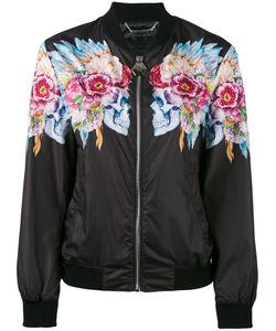 Philipp Plein | Flowers Bomber Jacket