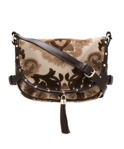 Xaa | Shoulder Bag Cotton/Leather