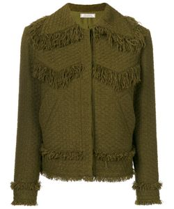 Nina Ricci   Tweed Jacket 36 Silk/Polyamide