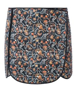 Isabel Marant | Quilted Print Skirt