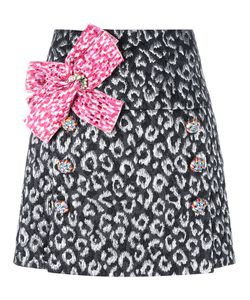 Dolce & Gabbana | Bow Front Mini Skirt 40