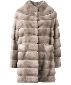 Liska | Норковое Пальто Cheyenna