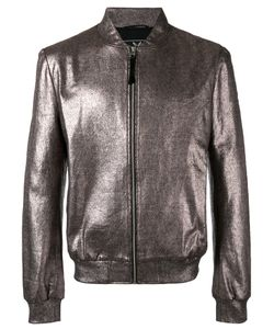 Unconditional | Foil Bomber Jacket M