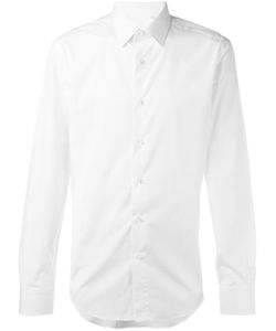Brioni | Plain Shirt 45 Cotton