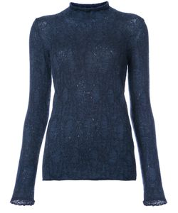 LAINEY KEOGH | Crushed Pattern Jumper Women