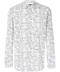Diesel | Рубашка С Воротником И Принтом Со Звездами