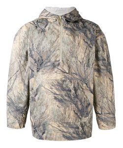 YEEZY | Куртка На Молнии С Абстрактным Принтом