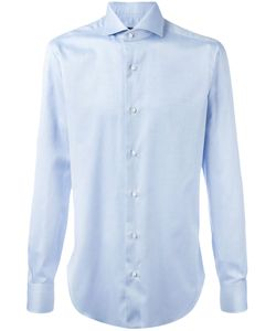 Barba | Pleated Cuffs Shirt 41