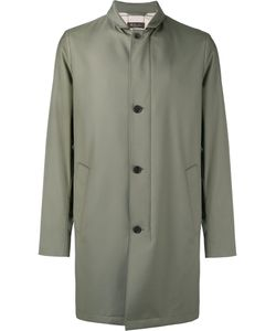 Loro Piana | Single Breasted Coat Xl Polyester/Polyamide
