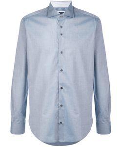Pal Zileri | Рубашка С Закругленным Подолом