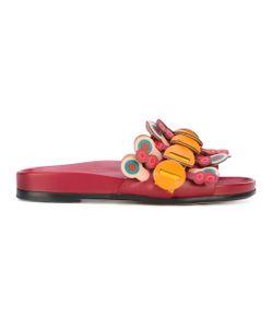 Anya Hindmarch | Flip Slide Sandals