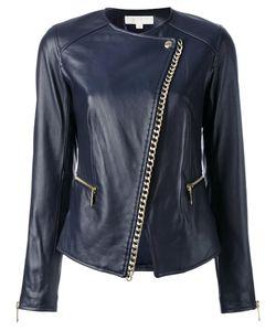 Michael Michael Kors   Chain Trim Jacket Size 0