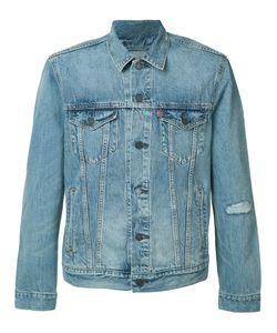Levi's® | Levis Flap Pockets Denim Jacket Small Cotton