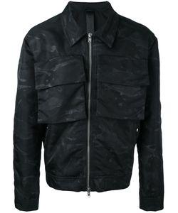 Odeur | Box Camouflage Jacket