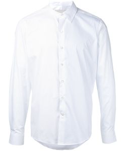 CASELY-HAYFORD | Band Collar Shirt Xs