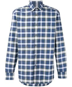 Brioni | Checked Shirt L