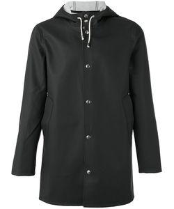 STUTTERHEIM | Stockholm Hooded Jacket Adult Unisex Xxxs Cotton/Polyester/Pvc