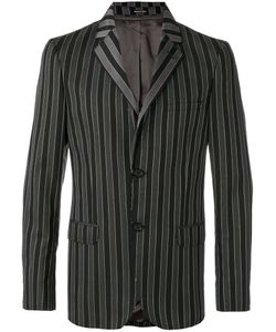 Alexander McQueen | Striped Blazer Size 48