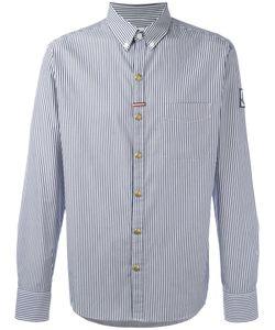 Moncler Grenoble | Striped Button Down Shirt 1 Cotton