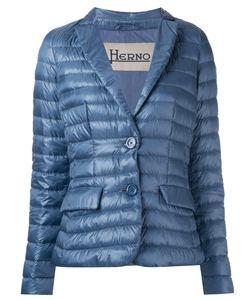 Herno   Padded Blazer 42 Feather Down/Polyamide/Feather/Polyamide