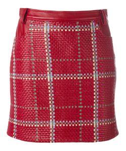 Magda Butrym | New Castle Mini Skirt Calf