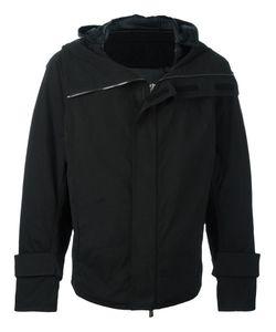 D. Gnak | High Neck Hooded Jacket Men