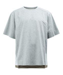 JUUN.J | Box Pleat T-Shirt 44 Cotton