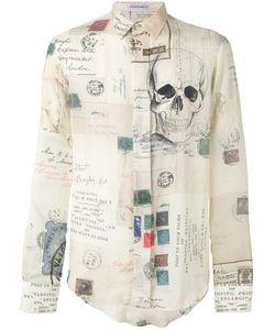 Alexander McQueen | Рубашка С Рисунком