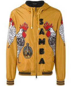Dolce & Gabbana | Samba Rooster Print Jacket 50