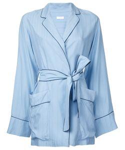 Rito   Striped Pyjama Jacket
