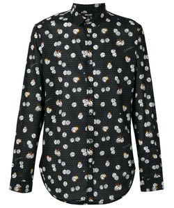 Just Cavalli | Рубашка С Принтом Игральных Костей