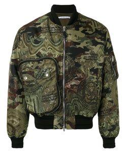 Givenchy | Camouflage Bomber Jacket 50