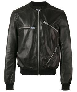 Les Hommes | Zips Bomber Jacket Size 50