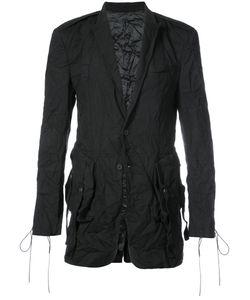 D. Gnak | Textured Blazer Men 48